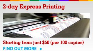 2-day Express Printing