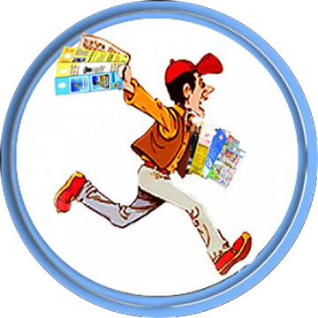door to door flyers printing company