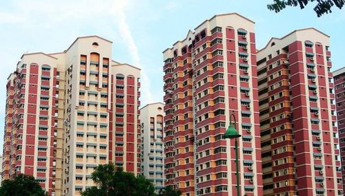 hdb flyer distribution in singapore