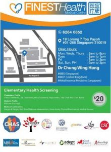 flyers distribution at toa payoh