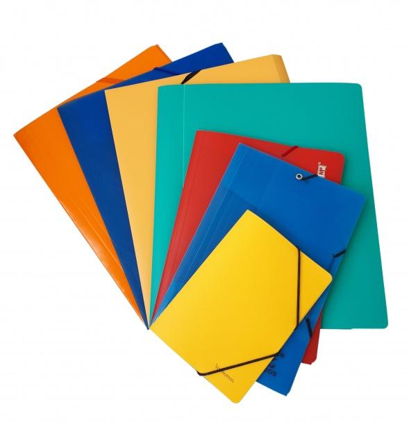 l - shape folder