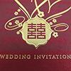 laminated wedding invitations singapore