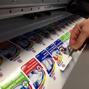 waterproof sticker printing singapore
